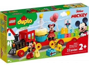 10941 Mickey & Minnie Birthday Train