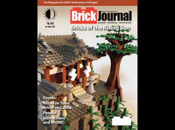 18 Brickjournal # 18