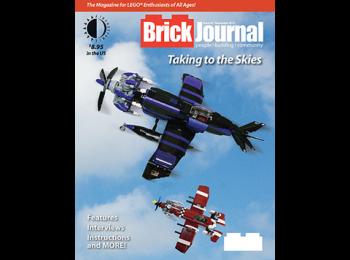 22 Brickjournal # 22