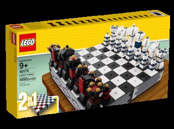 40174 LEGO® Iconic Chess Set