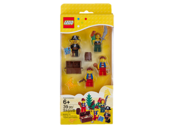6047295 Classic Pirate Set