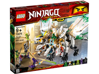 70679 The Ultra Dragon