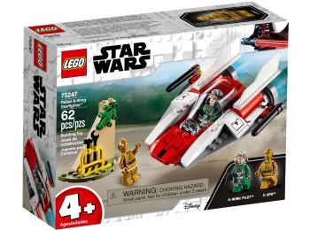 75247 Rebel A-Wing Starfighter™