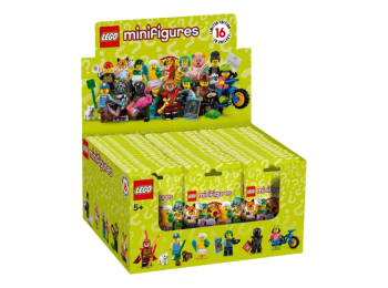 71025 MINIFIGURE SERIES 19 (Box of 60)