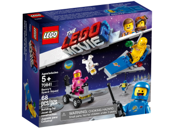 70841 Benny's Space Squad