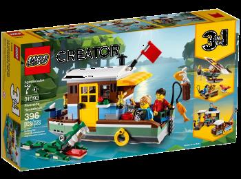 31093 Riverside Houseboat