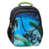 14412 Kindergarten Backpack - Chima Gorilla