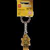 6031695 Keychain Gold Ninja