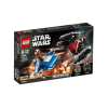 75196 A-Wing™ vs. TIE Silencer™ Microfighters