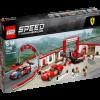 75889 Ferrari Ultimate Garage