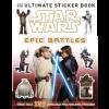 9365464 Star Wars Ultimate Sticker Book: Epic Battles