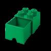 40051734 LEGO Storage Drawer 2 x 2 - Green