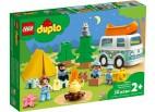 10946 Family Camping Van Adventure