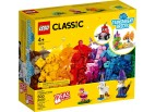 11013 Creative Transparent Bricks