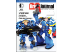 17 Brickjournal # 17