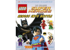 Super Heroes: Heroes into Battle - Ultimate Sticker Collection