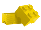 40031732 LEGO Storage Brick 2 x 2 - Yellow