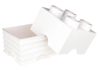 40031735 LEGO Storage Brick 2 x 2 - White