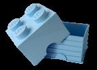 40031736 LEGO Storage Brick 2 x 2 - Light Blue