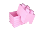 40031738 LEGO Storage Brick 2 x 2 - Light Pink