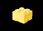 40031741 LEGO Storage Brick 2 x 2 - Cool Yellow