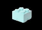 40031742 LEGO Storage Brick 2 x 2 - Aqua
