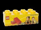 40041732 LEGO Storage Brick 2 x 4 - Yellow