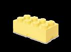 40041741 LEGO Storage Brick 2 x 4 - Cool Yellow
