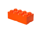 40041760 LEGO Storage Brick 2 x 4 - Orange