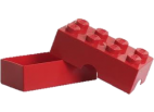 40231730 LEGO Lunch Box 2 x 4 - Red