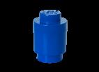 40301731 LEGO Storage Brick 1 Round - Blue