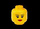 40311222 LEGO Storage Head Small, Girl