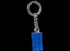 4638306 Keychain 2 x 4 Stud Blue