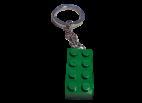 4638312 Keychain 2 x 4 Stud Green
