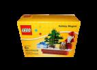 4649149 Holiday Scene Magnet