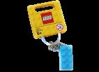 6000117 Keychain 2x4 Stud Turquoise