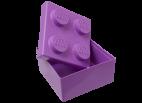 6004780 Lunchbox 2 x 2 Purple