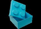 6004781 Lunchbox 2 x 2 Turqoise