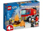 60280 Fire Ladder Truck