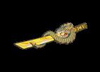 6031692 Samurai Sword