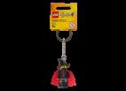 6063374 Keychain Castle Dragon Wizard