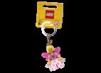 6063381 Keychain Elf Girl