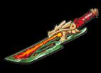 6104673 Ninja Sword