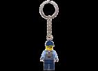 6139385 Keychain Prison Guard