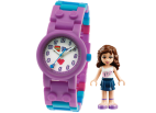 9001017 LEGO Friends Olivia watch with minifigure