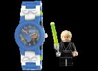 9001741 LEGO Star Wars Luke Skywalker Watch with minifigure