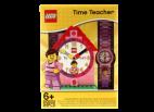 9005039 LEGO Girls Time Teacher Kids Watch