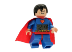 9005701 Digital Clock Superman