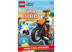 9310433 City: Super Stickers Activity Book