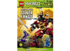 9314011 Ninjago Activity Book: Quest for the Silver Fangs